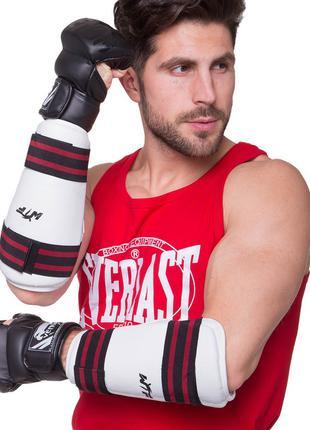 Защита голени и предплечья для Taekwondo WT (WTF)