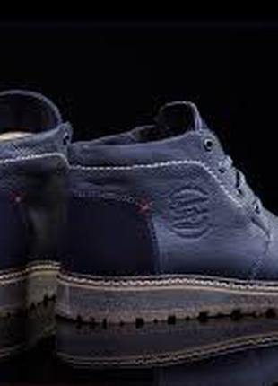 Мужские зимние ботинки Tommy Hilfiger (оригинал)