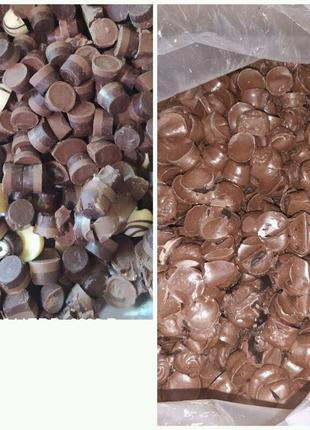Асорті молочний шоколад