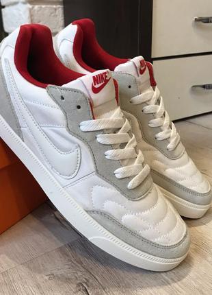 Мужские кеды кроссовки Nike.