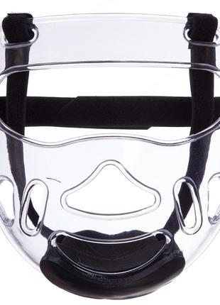 Защитная маска пластиковая универсальная