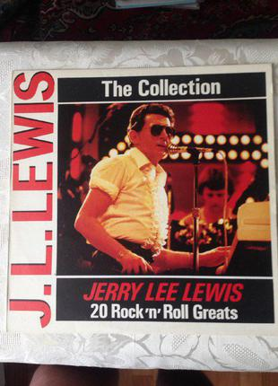 Виниловая пластинка J.L.Lewis – The Collection – 20 Rock 'n' Roll