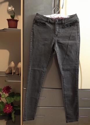 Брендовые джинсы брюки скини