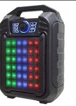Беспроводная портативная колонка Bluetooth чемодан,акустика,US...
