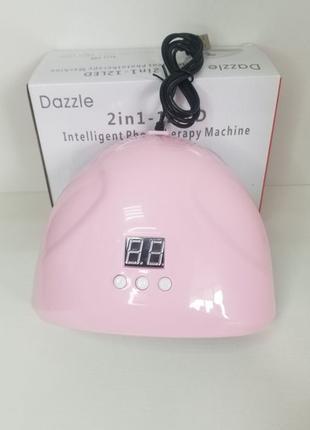 Лампа SUN mini 36W от USB для гель-лака UV/LED сушка уф лед са...