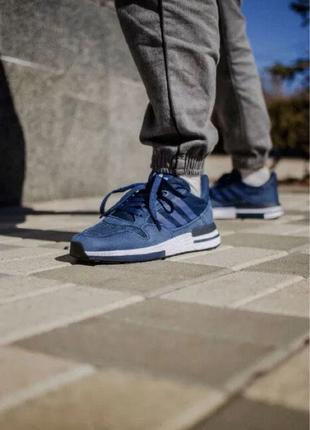 Мужские кроссовки Adidas ZX-500.