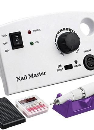 Фрезер для маникюра и педикюра Nail Drill ZS-602 DM211 65Вт и ...
