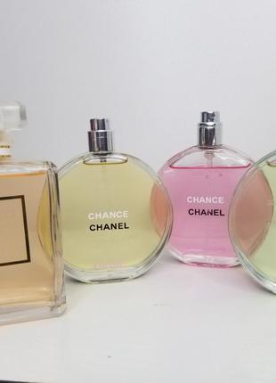 Chanel Chance Tendre Fraiche Vive Coco Mademoiselle Шанель Шан...