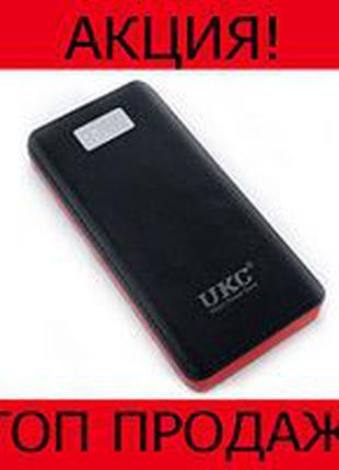 Внешний портативный аккумулятор Power bank 50000 mAh UKC повер...