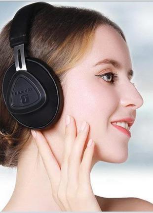 Bluetooth наушники Bluedio TM суперлегкие (облегченные Т6)
