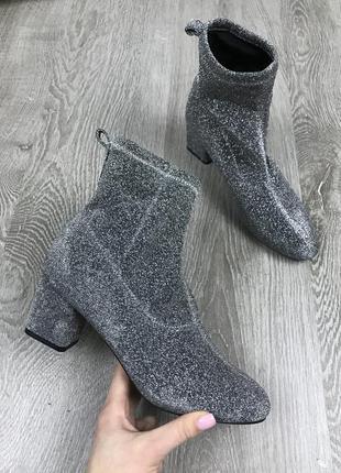 🔥супертрендовые ботинки-чулки
