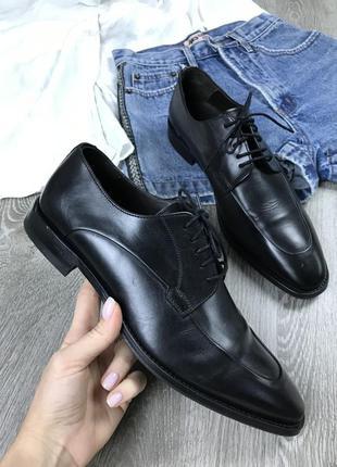 Шикарные мужские классические туфли