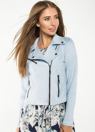 Новая женская куртка косуха.