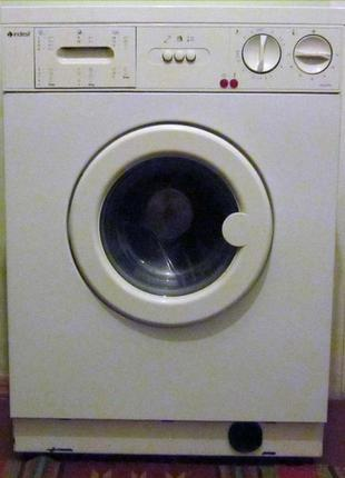 Пральна машина INDESIT уживана Працює потрібен ремонт стиральная