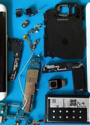 Samsung Galaxy S7 Edge G935F, запчасти, аккумулятор, камера