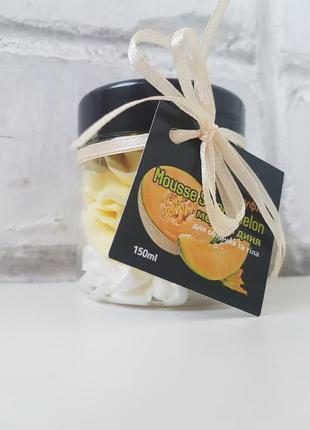 Баттер суфле крем для тела кокосовый с дыней