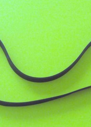 Пассики для звуко-техники плоские ремешки