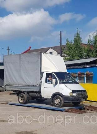 Весы автомобильные 5 метров 15 (20) тонн