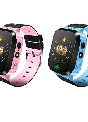 Детские смарт-часы SMART KIDS WATCH с GPS.