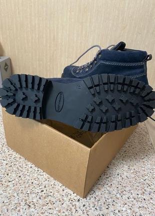 замшевые мужские ботинки Sheppard Son
