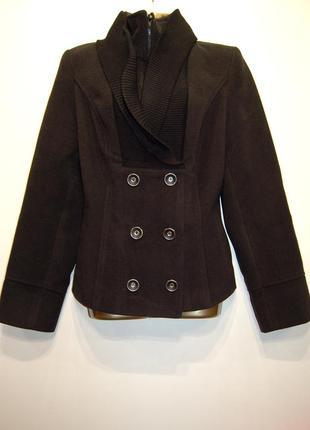 Короткое осенне-весеннее пальто