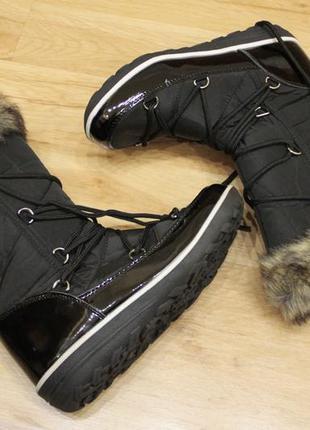 Сапоги зимние, размер 39