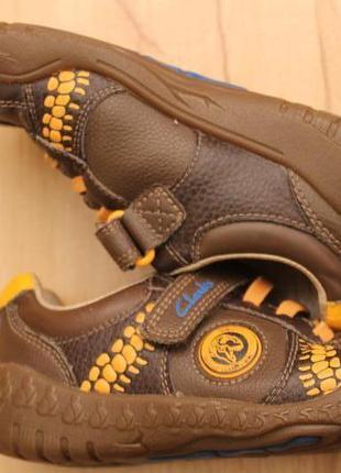 Туфли clarks, размер 30.