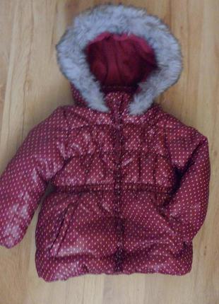 Курточка e-vie, на 3 года