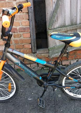 """Детский велосипед Azimut 20"""""""