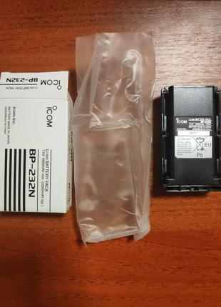 Аккумулятор icom bp-232n для радиостанции. НОВЫЙ!!Оригинал!!