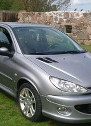 Peugeot 206 XS Пежо 206 хс Запчасти б/у новые Разборка Сто