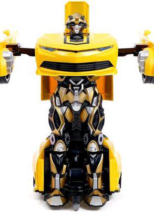 Радиоуправляемый робот-трансформер JQ Mighty - JQ-TT671