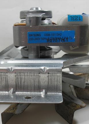 Мотор (двигатель) конвекции