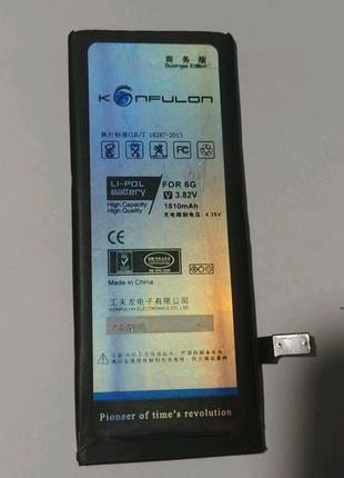Аккумулятор iphone 6.(б/у)