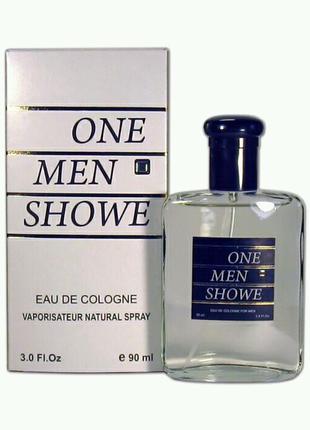 Одеколон «One men show» 90 мл