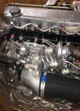 Капитальный ремонт двигателей Hitachi