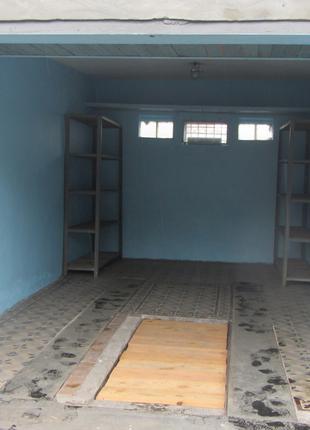 Сдается в аренду кирпичный гараж (склад) на ул. Л. Толстого