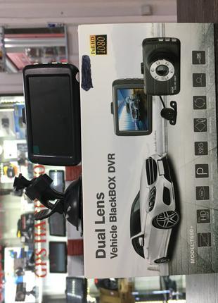 Видеорегистратор Blackbox DVR T660