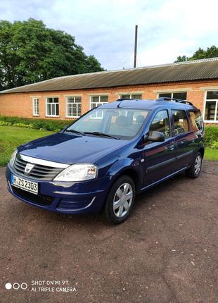 Dacia Logan 1.4 MPI/GAZ