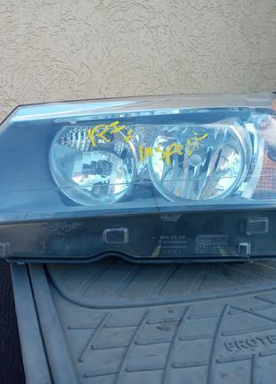 Фара правая на BMW X3 Америка