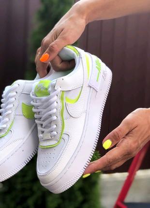 Кросівки жіночі Nike Air Force 1 Shadow