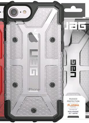 Ударопрочный чехол UAG Plasma для Apple iPhone 6 / 6s / 7 / 8 / S