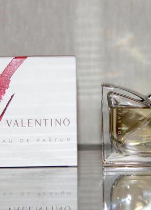 Valentino V eau de parfum_Оригинал EDP_7 мл затест_Распив