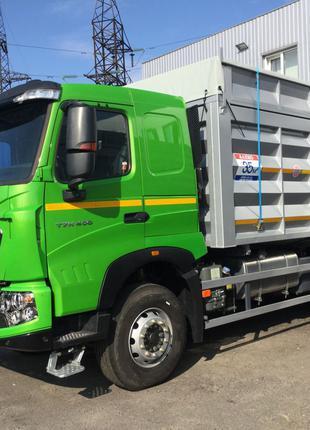 Зерновоз HOWO T7H 32 м3 6х4 грузовое авто