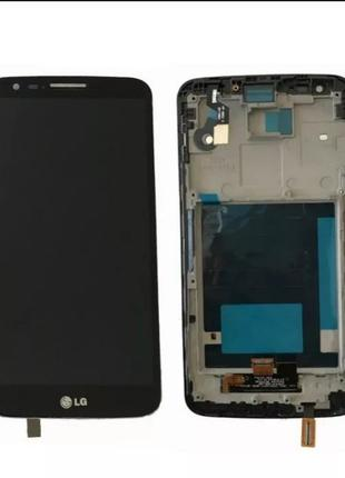 Дисплей модуль LG G2 D801,D802,LS980,D855,E960,K200,D680,E975,...