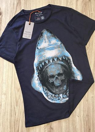 Мужская футболка с принтом от Blend