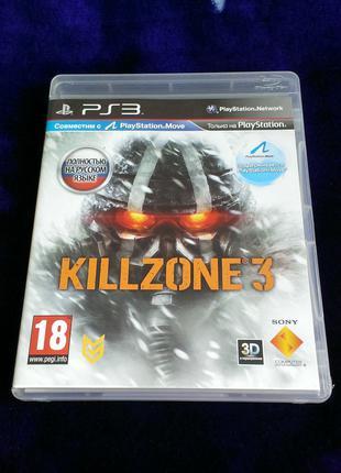 Killzone 3 (русский язык) для PS3