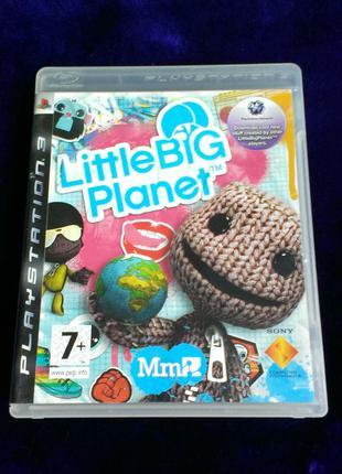 Little Big Planet (английский язык) для PS3