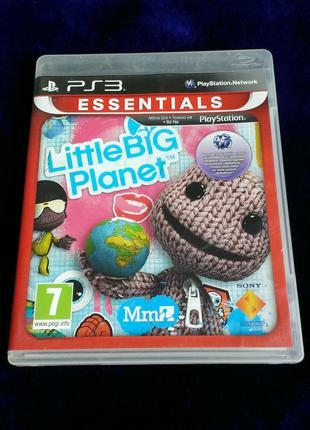 Little Big Planet (русский язык) для PS3