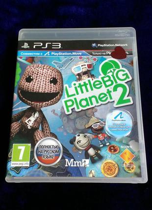 Little Big Planet 2 (русский язык) для PS3